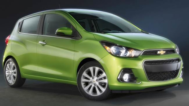 2018 Chevrolet Spark Redesign