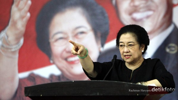 Titel Petugas Partai Megawati Dulu untuk Jokowi Kini Ganjar