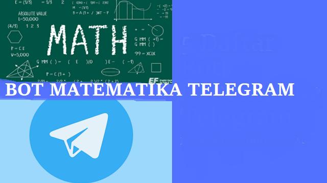 Bot Matematika Telegram
