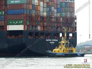 Santos Express e SST Aruá