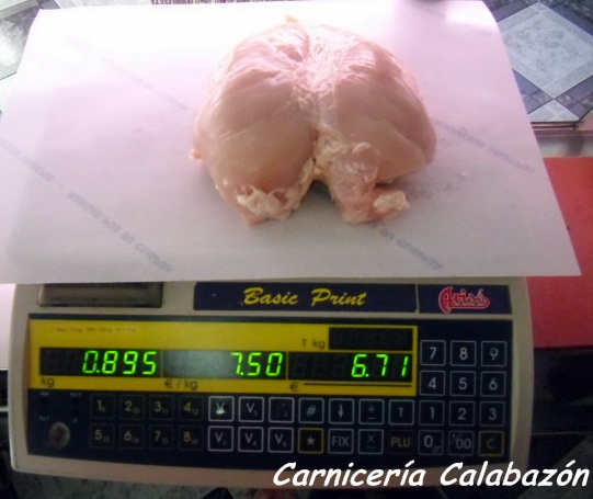 Caldo De Pollo Con Alas