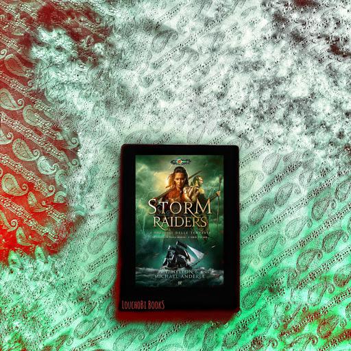 Storm Raiders  I Predoni delle Tempeste  P.T. Hylton Michael Anderle [recensione]