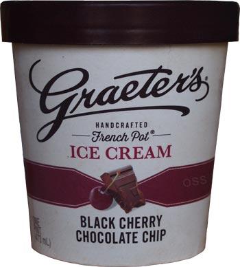 ... : Ice Cream Reviews: Graeter's Black Cherry Chocolate Chip Ice Cream