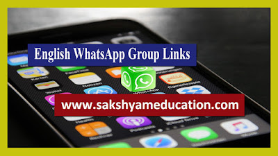 English WhatsApp Group Links