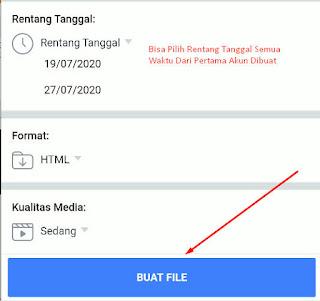 Cara Download Semua Foto dan video Facebook Sendiri