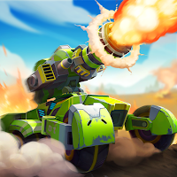 War Wheels – Like a 1980's Tank Game Mod Apk