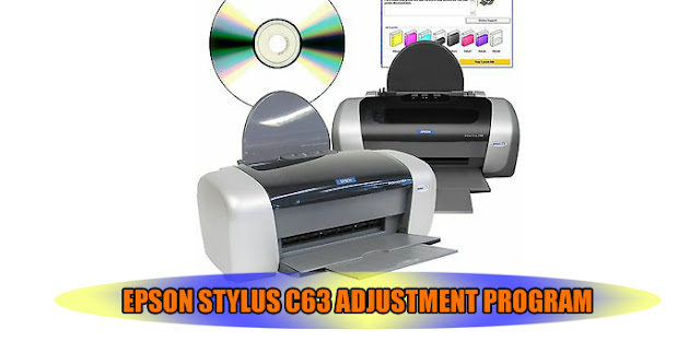 Epson Stylus C63 Printer Adjustment Program