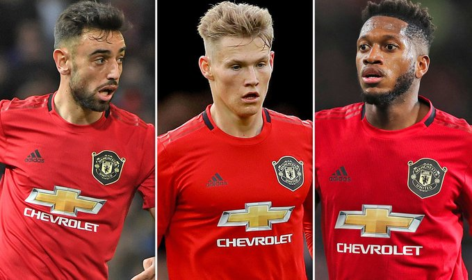 """""""I Can't Wait To Play Alongside Him"""" - Man Utd Star Scott McTominay Opens Up On Bruno Fernandes, Injury"""
