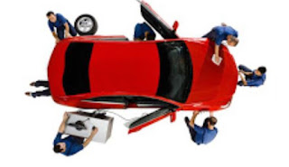 Vehicle-servicing