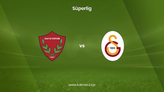 Hatayspor - Galatasaray | 03.04.2021 | Full HD izle