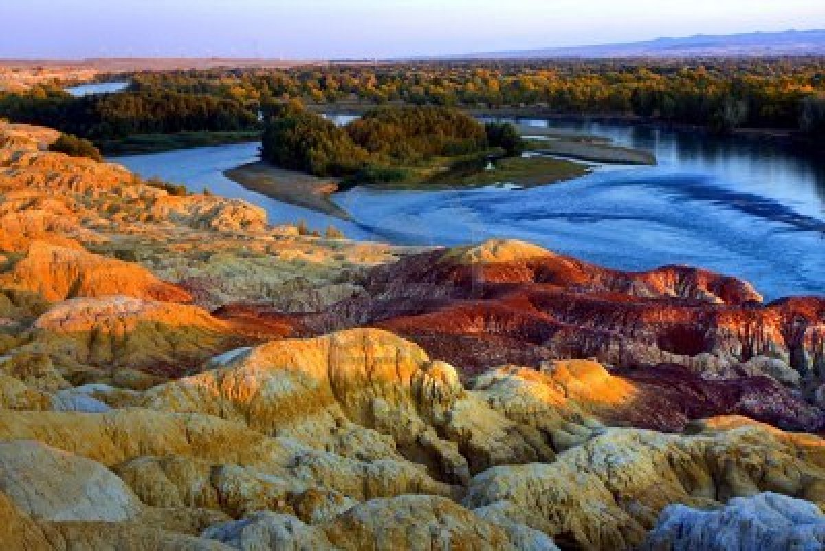 Aj S Geo Blog Danxia Landform Amazing