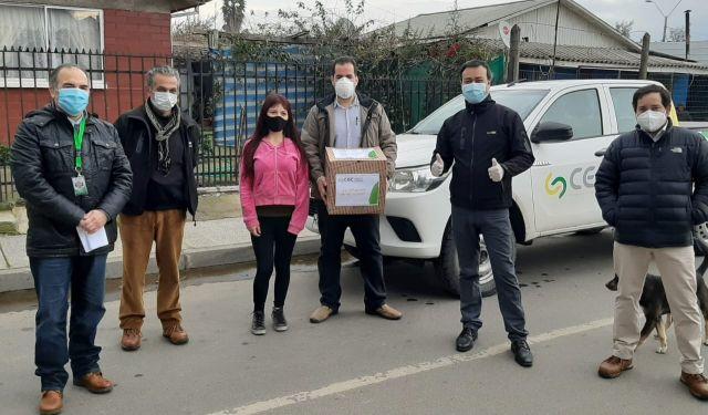 Donaciones de cooperativas eléctricas