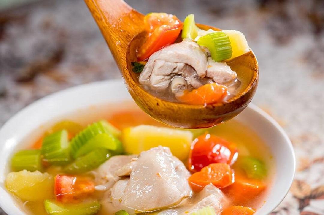 Resepi Ayam Sup