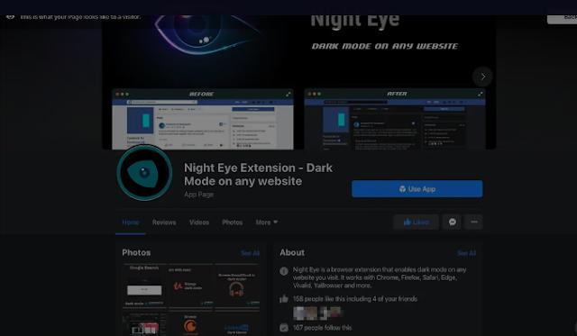 Cara Mengaktifkan Dark Mode Facebook 2
