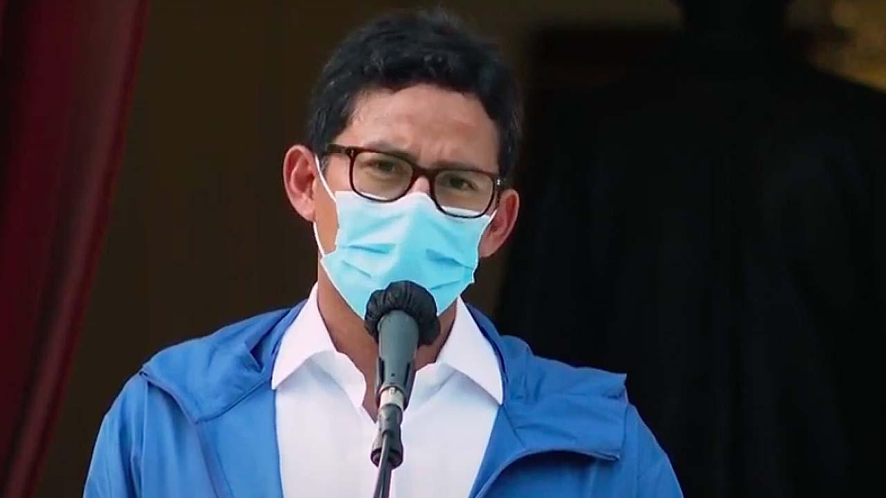 Menteri Sandi: 4 Akses Akan Diberikan Kemenparekraf Untuk UMKM
