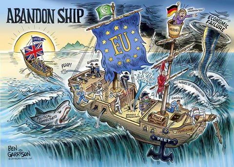 Brexit et les 7 sabbats festifs.