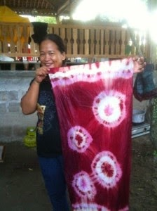 pelatihan batik Timika