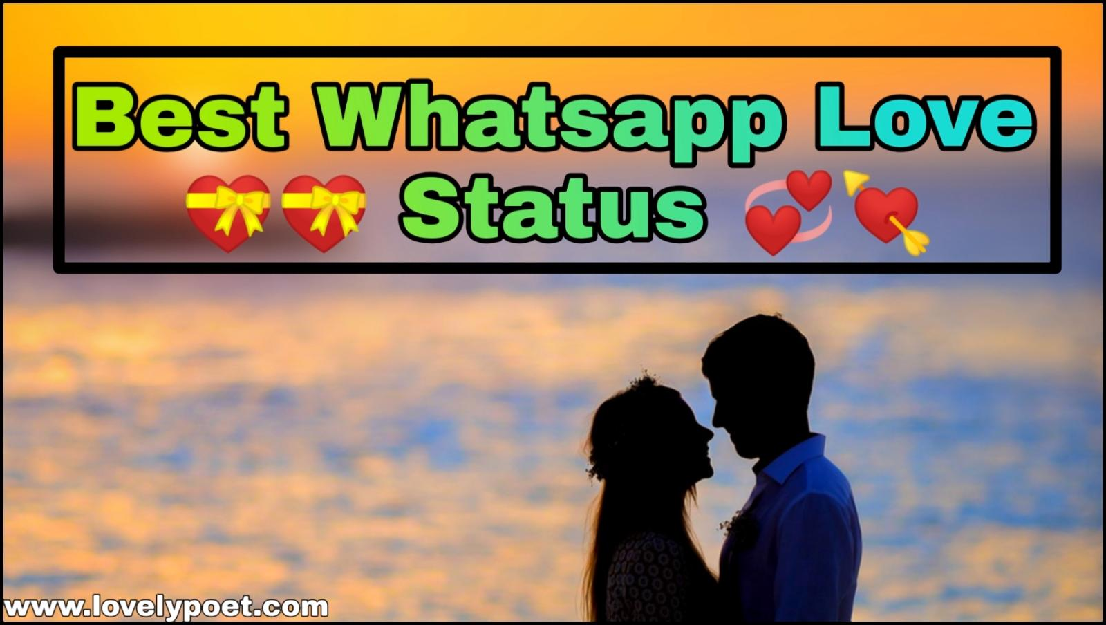 best-whatsapp-love-status
