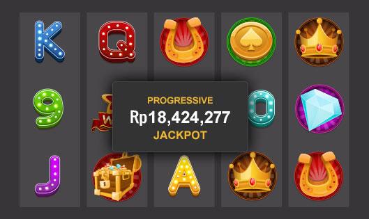 jackpot Slot Progresif