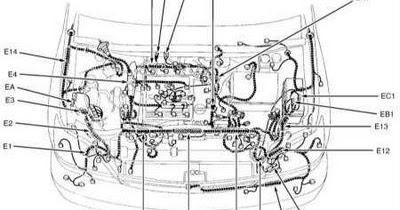 2001 Lexus Gs 300 Engine Scematic Diagram
