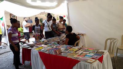 I Feria del Libro Sancristobalense 2015
