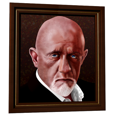 Mike Ehrmantraut - 'Breaking Bad'