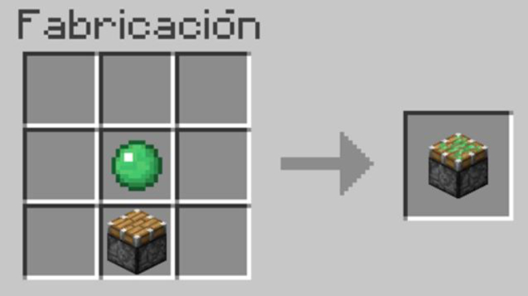 A sticky piston serves to push and attract blocks