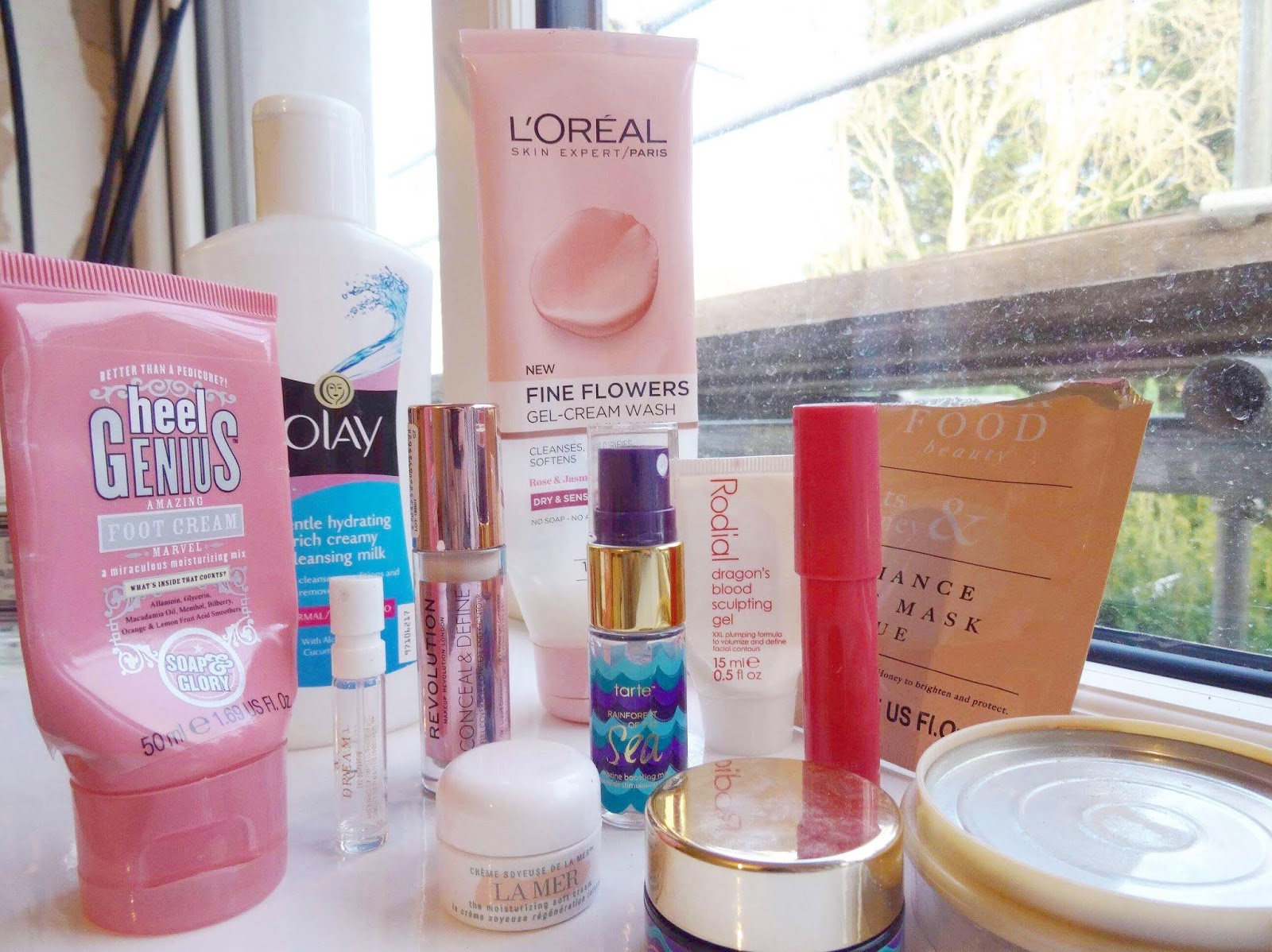 Product empties - my thoughts on these products