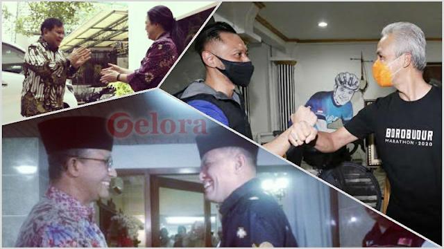 Pasangan Ideal di 2024: Prabowo-Puan, Anies-Gatot, atau Ganjar-AHY?