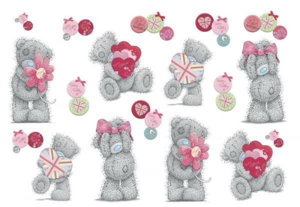 Lilli est friand de: a blog of cute: Tatty Teddy wall decals