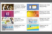 Cara Memasang Iklan Matched Content Terbaru (Modifikasi dan Optimasi)