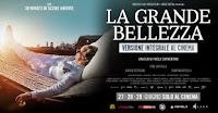 La Grande Bellezza:  Toni Servillo di nuovo al cinema dal 27 al 29 giugno