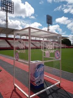 Atlético x Aparecidense primeiro jogo do Goianão com VAR
