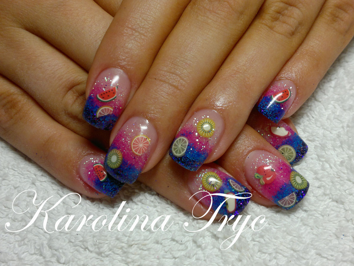 Gel Nail Designs - Pccala