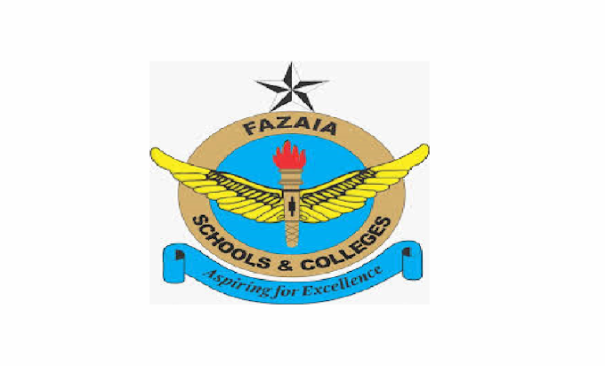 Fazaia Inter College Nur Khan Rawalpindi Jobs 2021