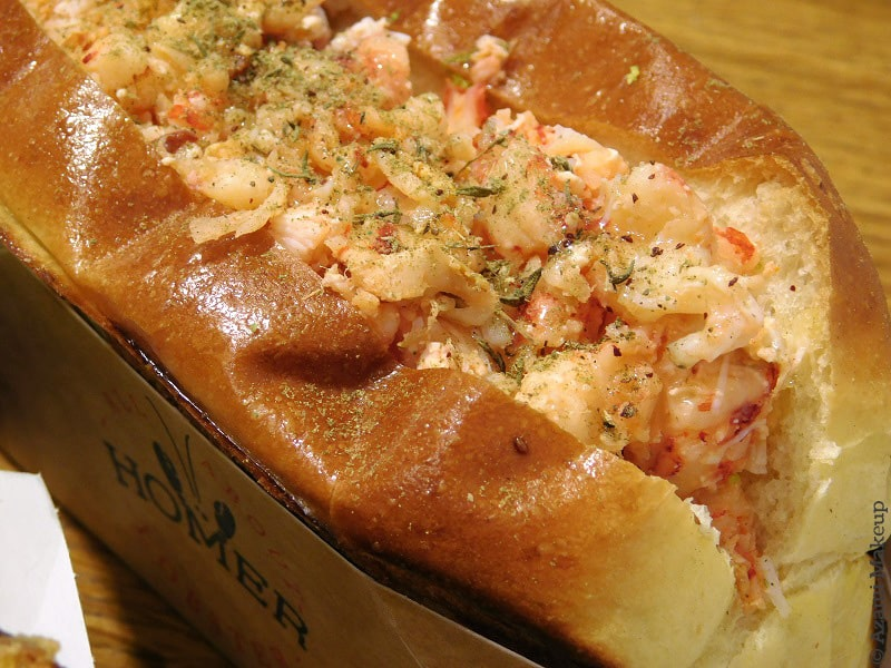 Homer - All About Lobster - World Best Lobster Roll 2018 - 21 rue Rambuteau Paris - Restaurant Review