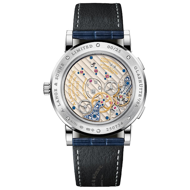 Lange 1 Time Zone 25th Anniversary