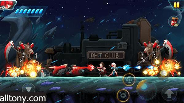 تحميل لعبة Metal Wings: Elite Force للأيفون والأندرويد APK