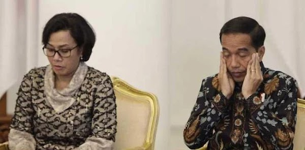 Gara-gara Sri Mulyani Tidak Jalankan UU, Jokowi Bisa Diimpeach