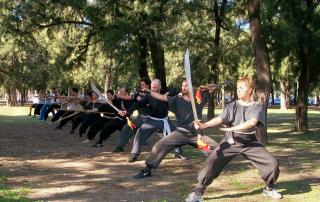 Kung Fu en el Bootcamp