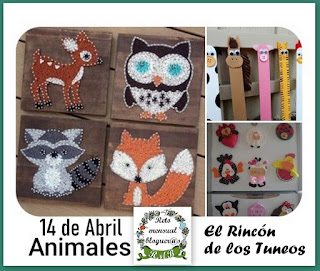 14 de abril RMB animales