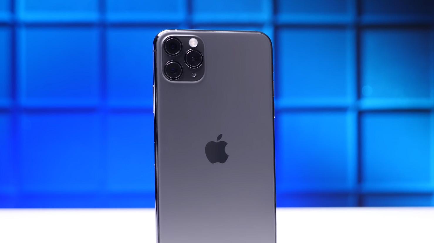 iPhone 11 Pro Max 電池續航吊打 Galaxy Note 10+