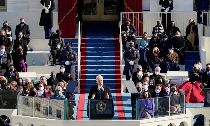 Joe Biden assume a presidência dos EUA