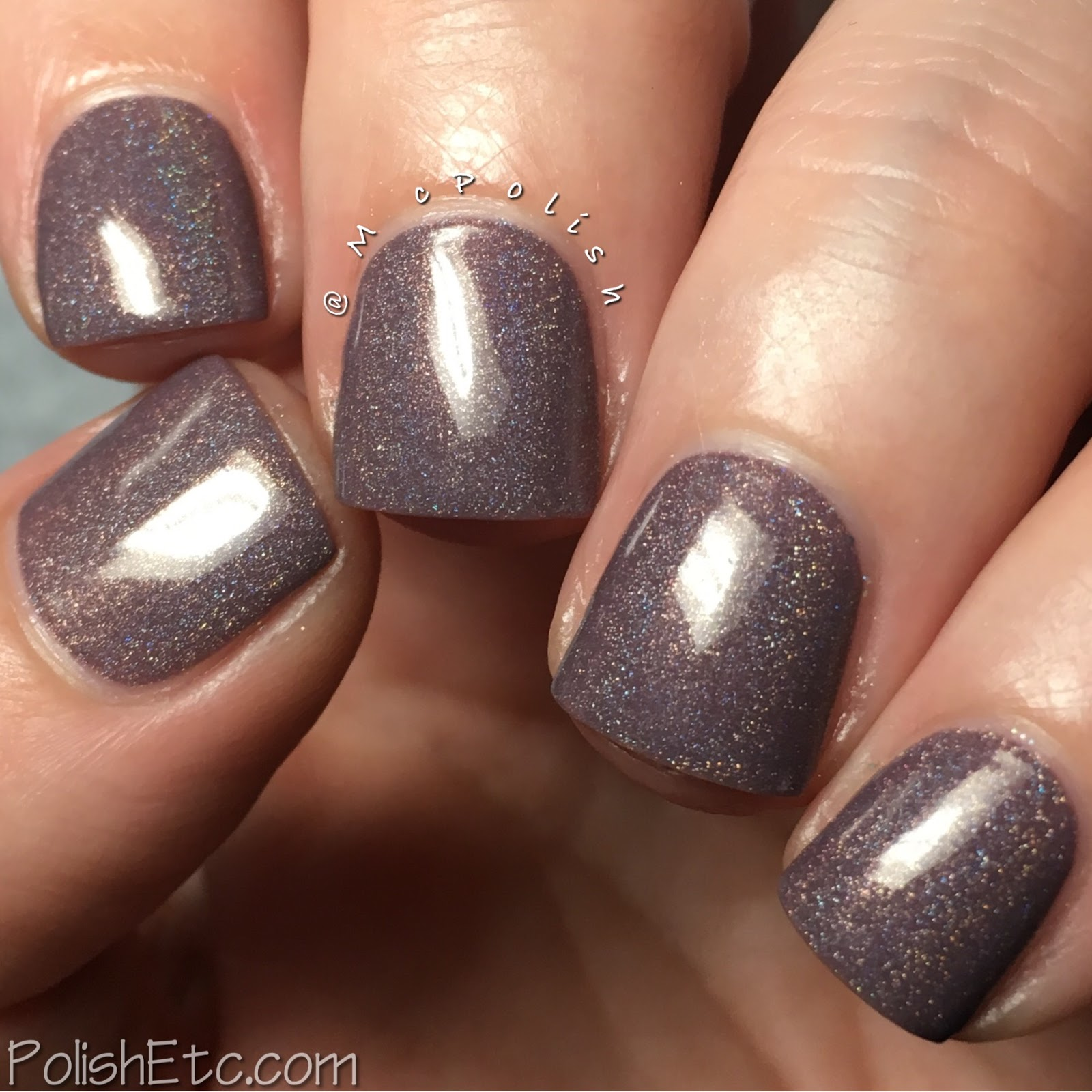 KBShimmer - Office Space Collection - McPolish - Cubicle Pusher