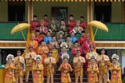 Inilah Sejarah Asal Usul Suku Melayu (Orang Melayu)