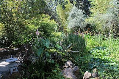 Jardín oriental de La Mortella