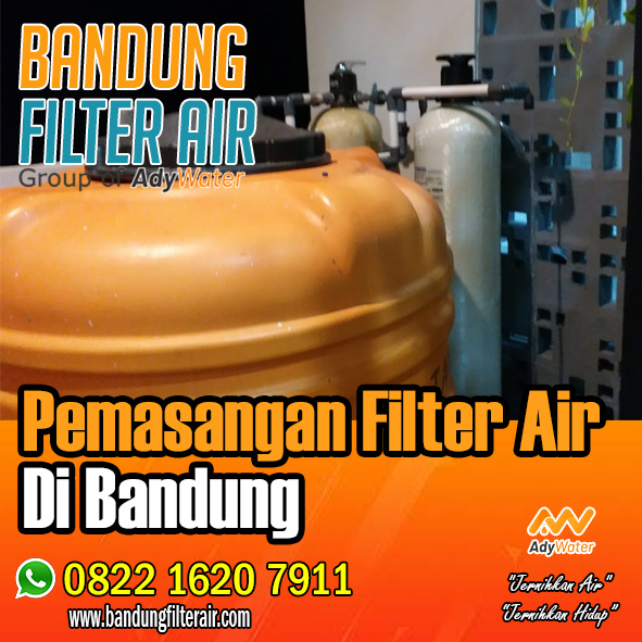Apa Fungsi Saringan Air atau Filter Air? Apa Saja Media Filter Air yang Tersedia?