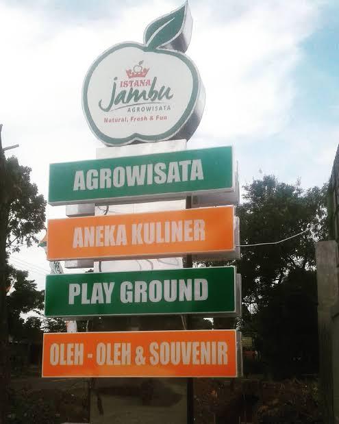 Wisata Kebun Jambu Kediri