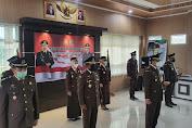 Kejaksaan Negeri Soppeng Gelar Puncak Hari Bhakti Adhyaksa Ke-61 Secara virtual
