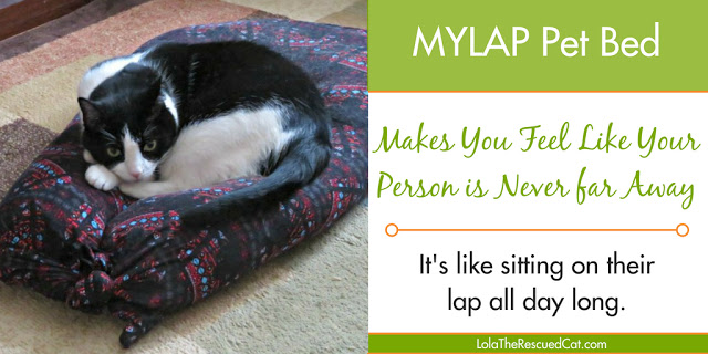 MYLAP Pet Bed